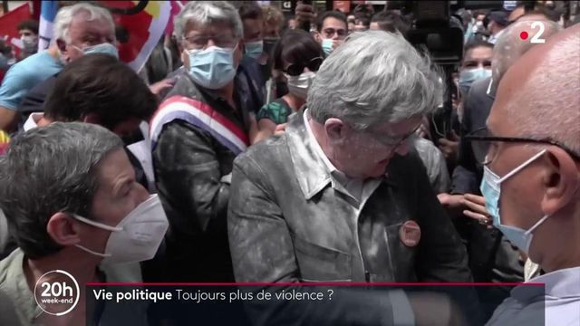 Injures et agressions : toujours plus de violence dans la vie politique ?