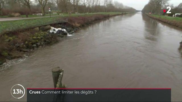 Inondations : comment limiter les dégâts ?