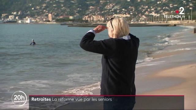 Retraites : la réforme vue par les seniors