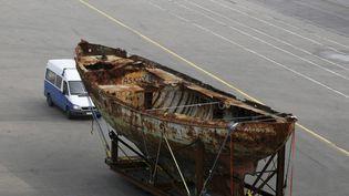 L'Askoy II avant rénovation en 2010  (JORGE DIRKX/EPA/MaxPPP)