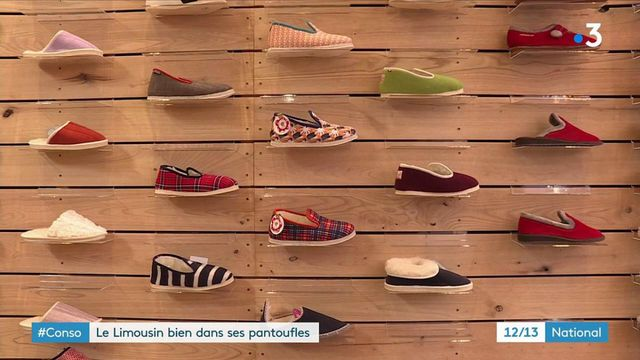 Consommation : dans le Limousin, les ventes de chaussons bondissent
