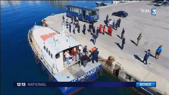 Naufrages : 500 personnes pourraient avoir péri en Méditerranée