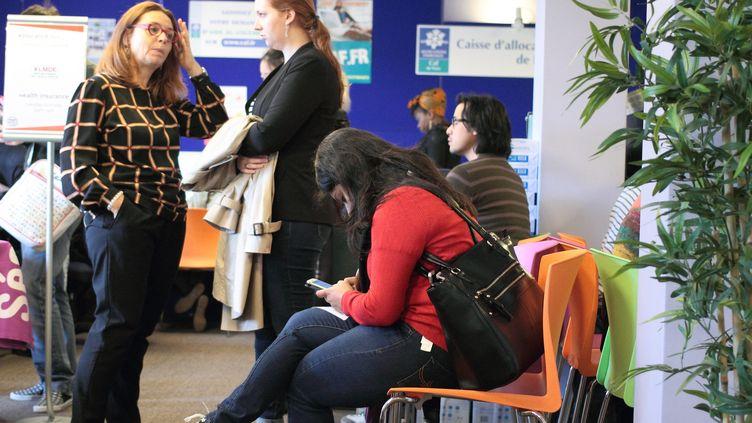 Les étudiants en fin d'études ont jusqu'au 31 décembre de l'année en cours pours'inscrire au régime général de la Sécurité sociale. (  MAXPPP)