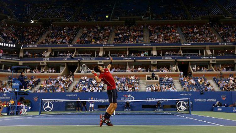 Novak Djokovic (US Open 2014) (STREETER LECKA / GETTY IMAGES NORTH AMERICA)