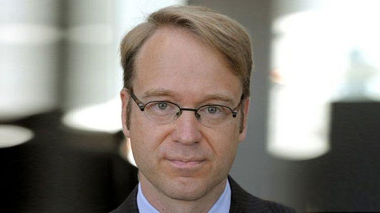 Jens Weidmann va succéder à Axel Weber à la tête de la Bundesbank, la Buba, la Banque centrale allemande (AFP - Soeren Stache)
