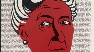 Portrait de l'auteureAgatha Christie (1890-1976). (MARY EVANS/SIPA / SIPA)