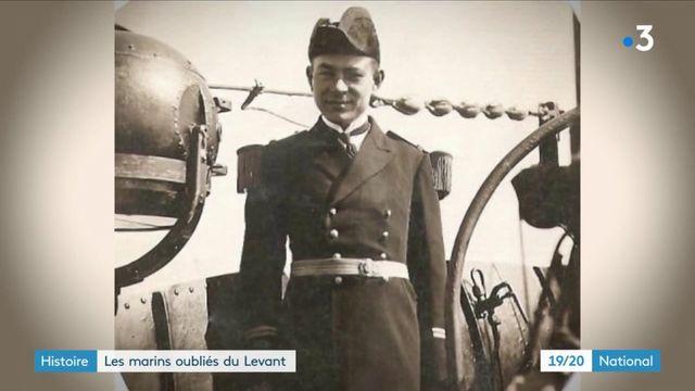 Seconde Guerre mondiale : les marins oubliés du Levant