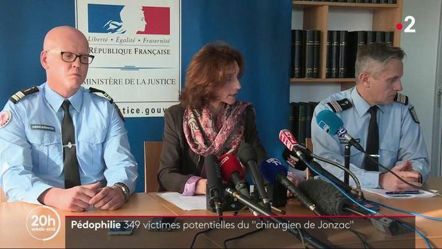 """Pédophilie : 349 victimes potentielles du """"chirurgien de Jonzac"""""""