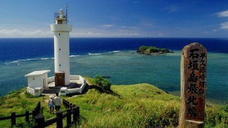 Phare Kabira, archipel des Ryukyu (Japon) (AFP / Photononstop / Luca Invernizzi Tetto)