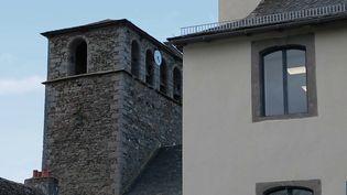 Le village d'Arvieux (Aveyron), est à la pointe du numérique. Dans un ancien couvent, plusieurs sociétés œuvrent désormais pour innover quotidiennement dans le secteur multimédia. (FRANCE 3)