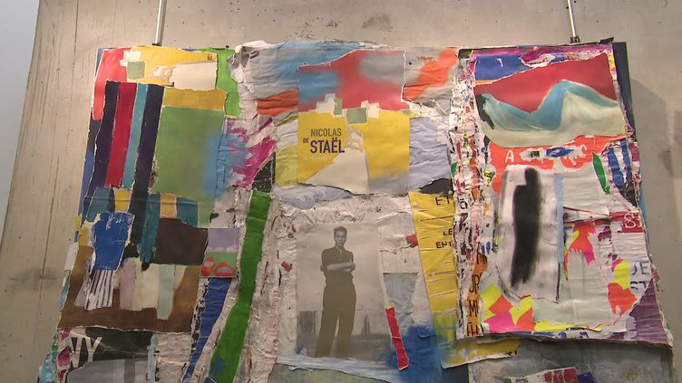 Une oeuvre de Pierre-Jean Truchot / Exposition au pôle culturel de Soëlys (Une oeuvre de Pierre-Jean Truchot)