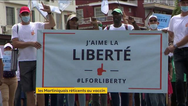 Martinique : forte méfiance face au vaccin contre le Covid-19