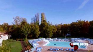 Pierre et Vacances : la Résidence du lac Mondésir à Montflanquin (Lot-et-Garonne) (FRANCE 2 / FRANCETV INFO)