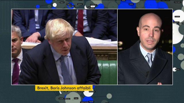 Brexit : Boris Johnson a perdu le contrôle