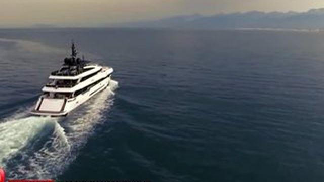 Les yachts, un marché de luxe