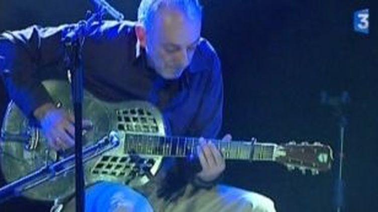 """Undone"" deuxième album solo du guitariste Freddy Koella  (Culturebox)"