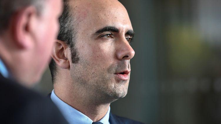 Nicolas Lerner, Directeur général de la Direction générale de la sécurité intérieure. (STEPHANE DE SAKUTIN / AFP)