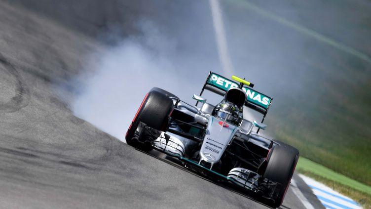 Nico Rosberg (PATRIK STOLLARZ / AFP)