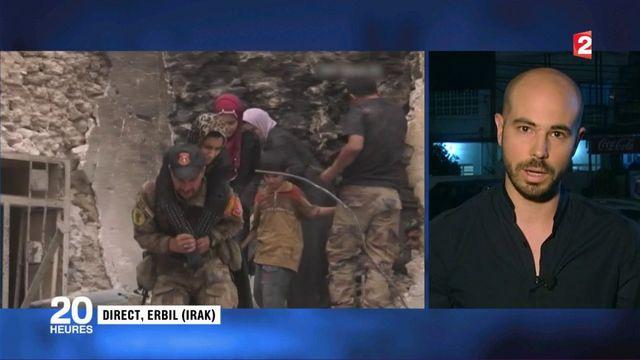 Libération de Mossoul: un décalage entre l'annonce et la situation sur place