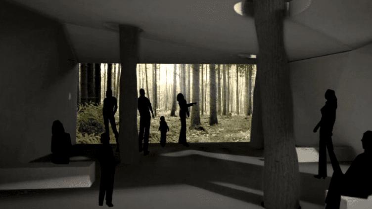 Image 3D de Lascaux 4  (France3/Culturebox)
