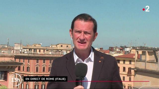 Coronavirus : l'Italie à bout de souffle