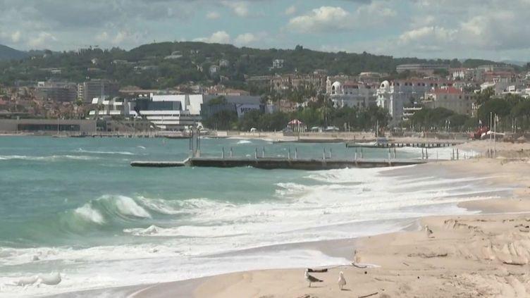 Déconfinement : la réouverture des plages des Alpes-Maritimes en vue (FRANCE 2)