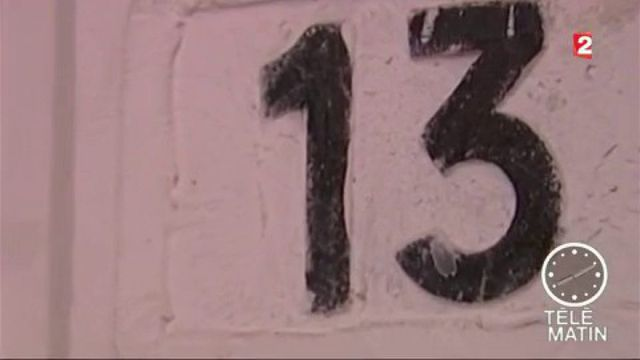 Vendredi 13 : chiffre maudit ou porte-bonheur ?