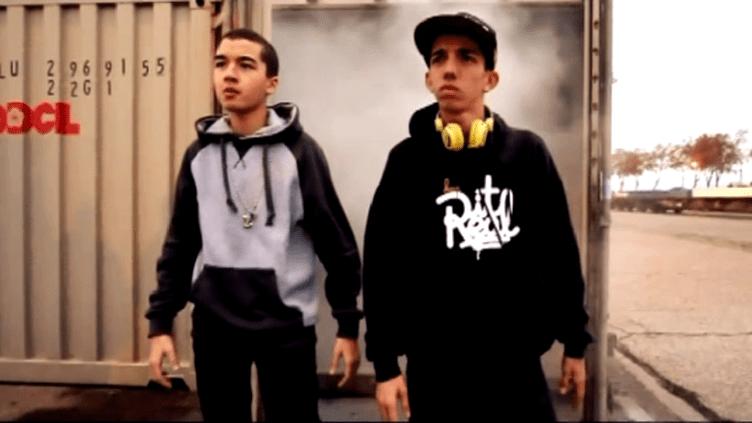 Bigflo & Oli, les frères rappeurs  (France3/Culturebox)