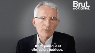 VIDEO - Avenir de la SNCF, concurrence, fin du statut des cheminots, dette… Guillaume Pepy répond aux questions qui fâchent (BRUT)