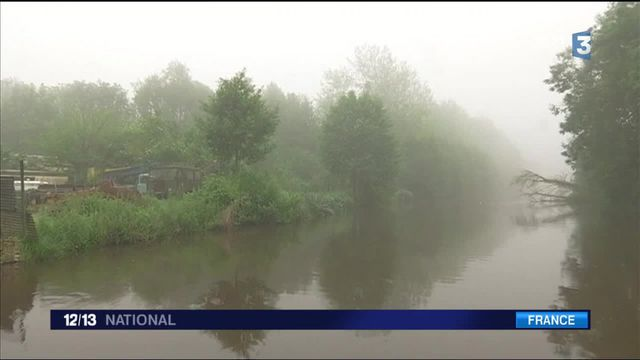 Inondations : l'Essonne menace les habitants
