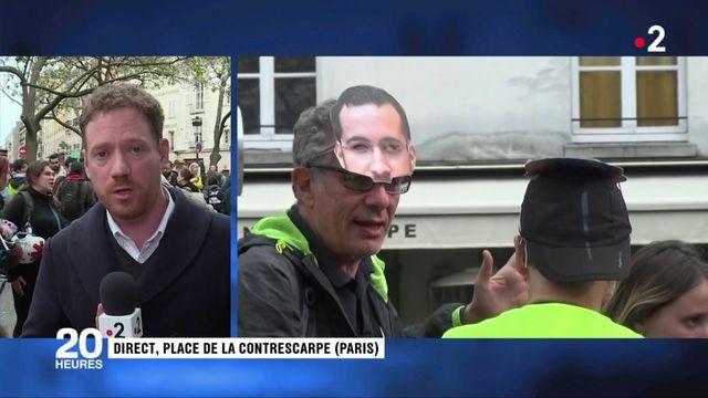 Affaire Benalla : un an après, le calme règne sur la place de la Contrescarpe à Paris
