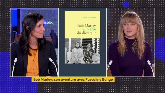 """Livre : """"Bob Marley et la fille du dictateur"""", une enquête signée Anne-Sophie Jahn,"""