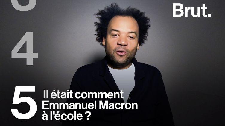 Certains sujets agacent l'acteur et humoriste Fabrice Éboué. Il a décidé de les commenter. (BRUT)