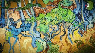 Depuis 130 ans, les experts en art s'interrogeaient sur le lieu qui a servi de modèle à Vincent Van Gogh pour dessiner son ultime tableau, deux jours avant sa mort. Ils ont enfin trouvé la réponse. (France 2)