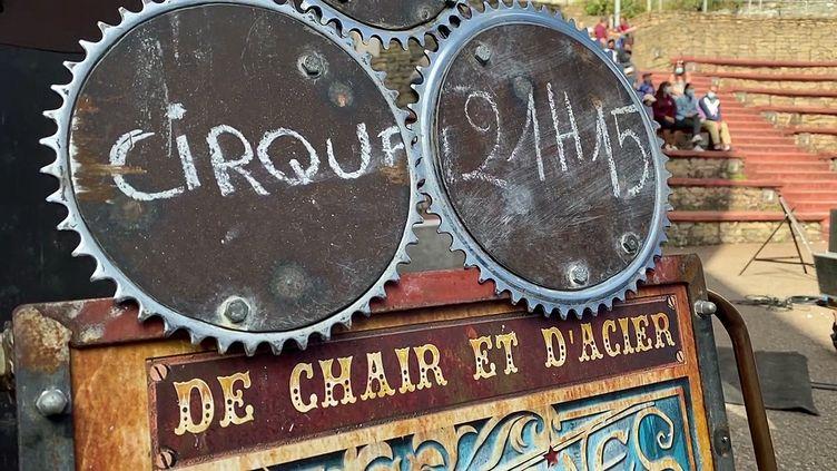 Onze specacles et onze compagnies animent le Festival Précaire à Aubusson jusqu'au 14 août (France 3 Nouvelle Aquitaine)