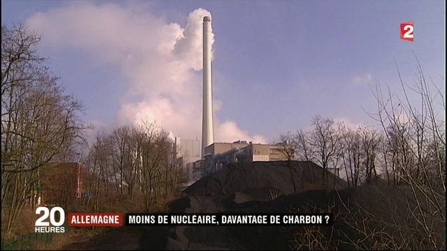 Allemagne : moins de nucléaire, plus de charbon ?