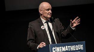L'ancien adjoint à la Culture de la maire de Paris,Christophe Girard, le 2 avril 2019. (STEPHANE DE SAKUTIN / AFP)