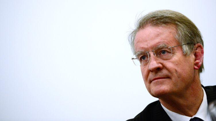 Bernard Lapasset (FRANCK FIFE / AFP)