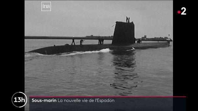 Loire-Atlantique : à bord de l'historique sous-marin l'Espadon