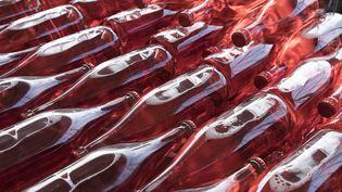 Depuis quinze ans, lademandemondiale de vin rosé aconsidérablement augmenté. (MAXPPP)
