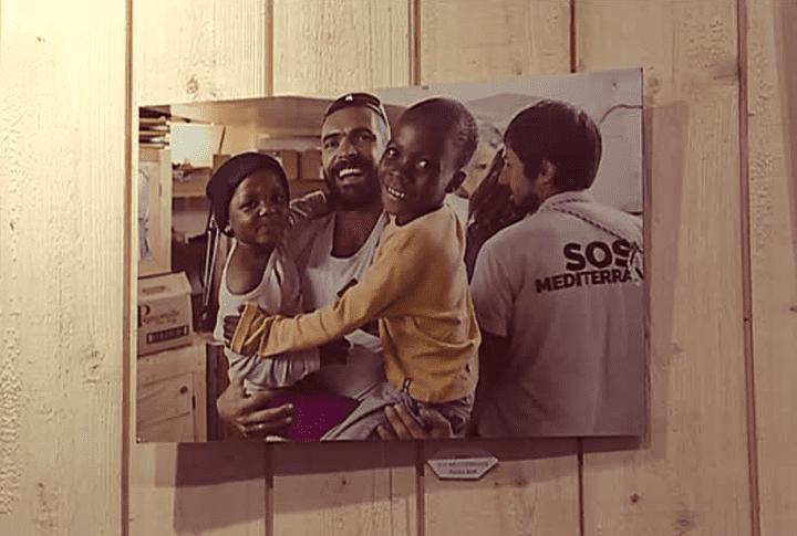 Le travail de l'association SOS Méditerranée  (France 3 / Culturebox / capture d'écran)