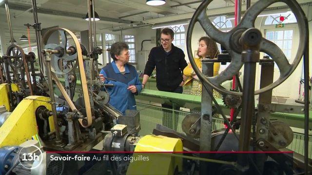 Savoir-faire : une usine de fabrication d'aiguilles unique en Europe