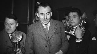 Louis-Ferdinand Céline au début des années 1950, à la sortie de son procès  (Eclair Mondial / SIPA)