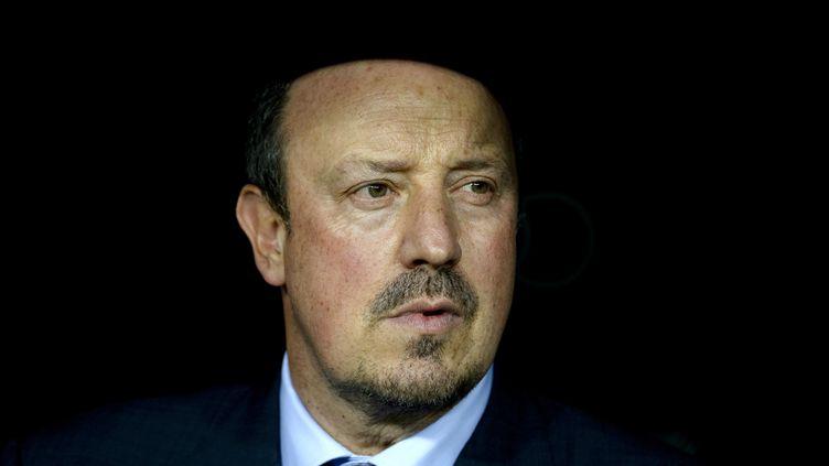 Rafael Benitez  (DANI POZO / AFP)