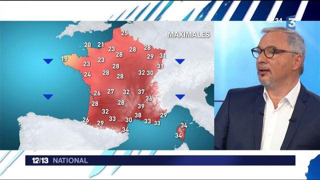 Canicule : pourquoi fait-il si chaud dans le bassin méditerranéen ?