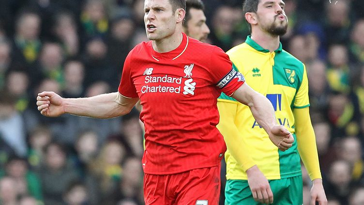 James Milner (Liverpool) (LINDSEY PARNABY / AFP)