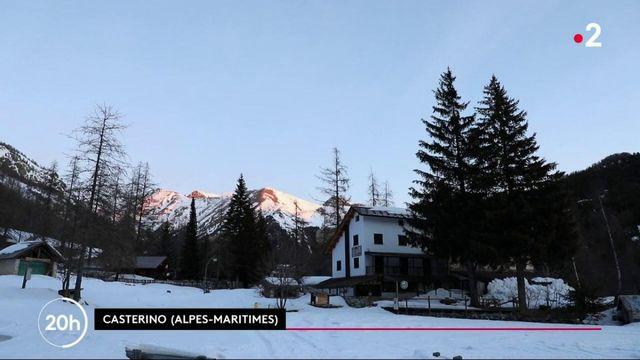 Tempête Alex : des habitants ont décidé de rester à Casterino, village fantôme