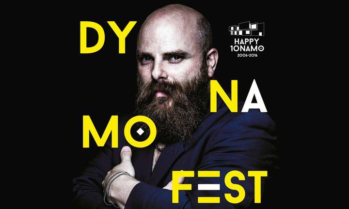 Détail de l'affiche du premier Dynamo Fest  (DR)