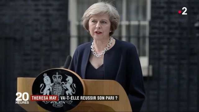 Brexit : Theresa May va-t-elle réussir son pari ?