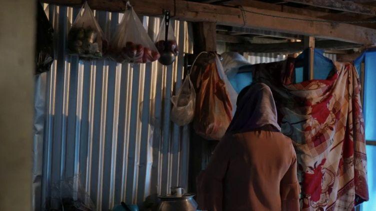 Depuis le coup d'État du 1er février 2021, en Birmanie, près de 600 civils ont été abattus. Certains ont réussi à fuir les violences pour se réfugier en Inde. (CAPTURE ECRAN FRANCE 2)